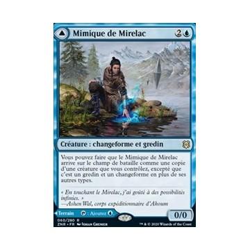 Mimique de Mirelac/Rivage...
