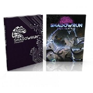 Shadowrun 6 Pack Le choix...