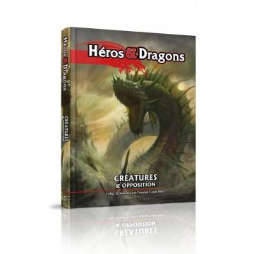 Héros & Dragons : Créatures...