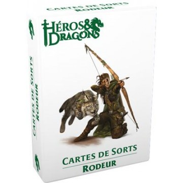Héros & Dragons : Cartes...