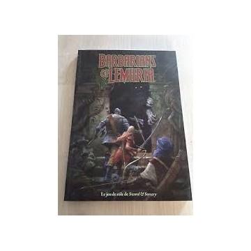 Barbarians of Lemuria :...