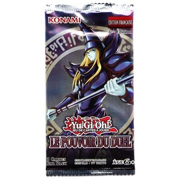 Yu-Gi-Oh! Pouvoir du Duel...