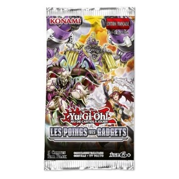 Yu-Gi-Oh! Les Poings des...