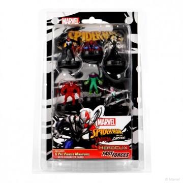 HCX : Spider-man and Venom...
