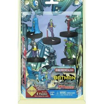 HCX : Batman and His...