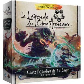 L5A La Légende des Cinq...