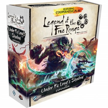 L5R Legend of the five ring...