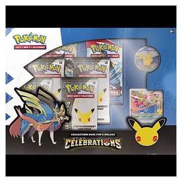 Pokémon Célébrations 25 ans...