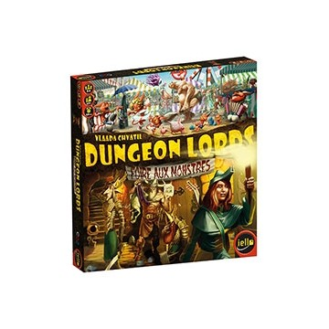 Dungeon Lords Foire Aux...