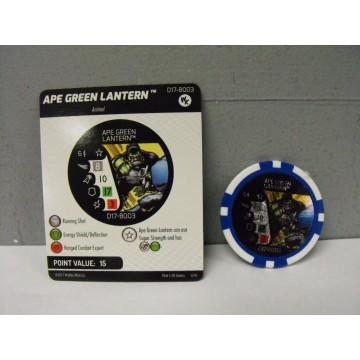 Ape Green Lantern/Batman