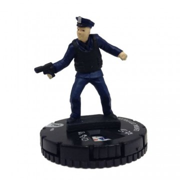 Central City Police Officer
