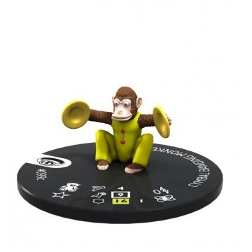 Cymbal-Banging Monkey