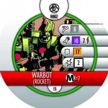 Warbot (Rocket)