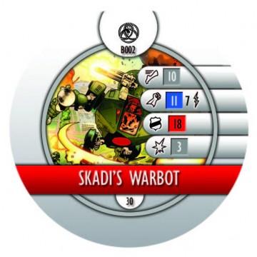 Skadi's Warbot