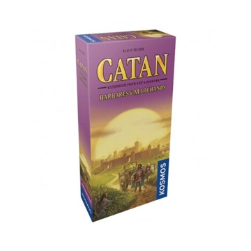 Catan : Barbares et...
