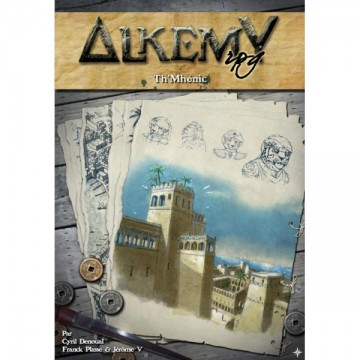 Alkemy Th'mhenic