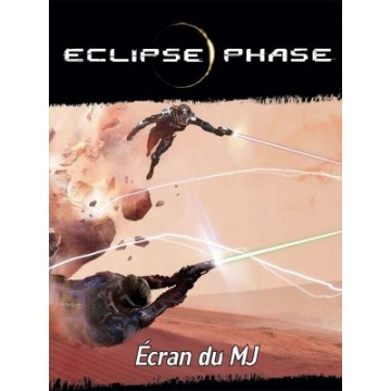 Eclipse Phase Ecran Du MJ