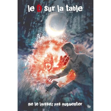 Le D sur la table