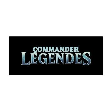 MTG Commander Légendes...