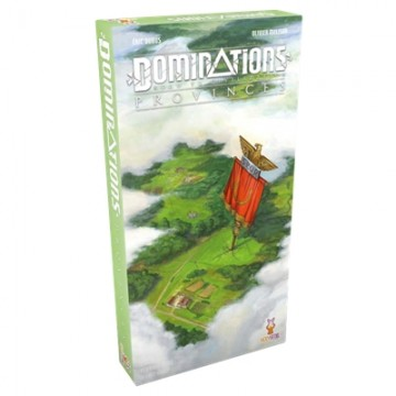 Dominations ext. Provinces