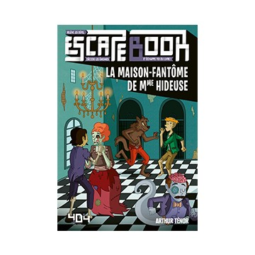 Escape Book Junior - Maison...