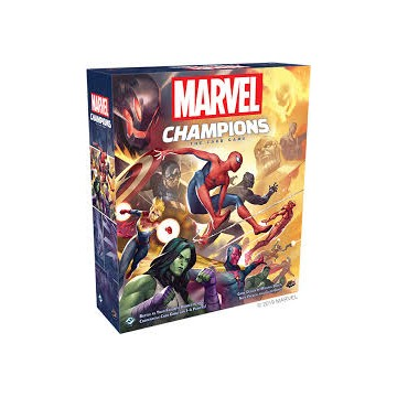 Marvel Champions - The Card...