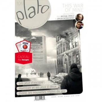 Plato n°106 (Mai 2018)