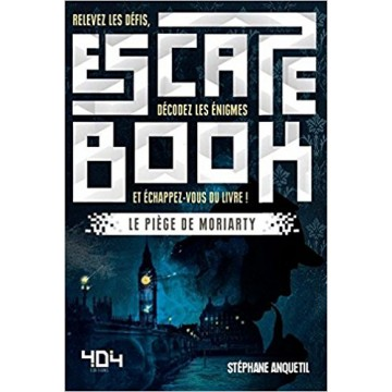 Escape Book - Le Piège de...