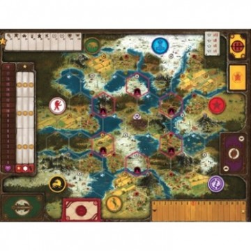 Scythe: Game Board Expansion