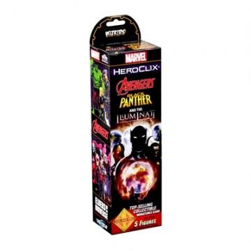 HCX : Avengers Black...