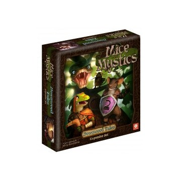 Mice and Mystics VF...