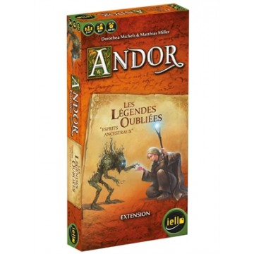 Andor Extension  : Les...