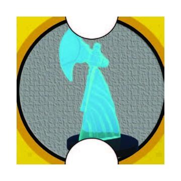 Axe (Blue)