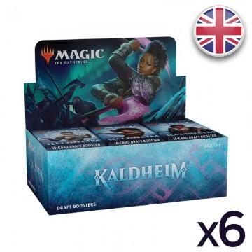 MTG Kaldheim Display VO x 6