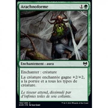 Image de la carte Arachnoforme de l'édition Kaldheim pour le jeu de cartes à collectionner Magic the Gathering.