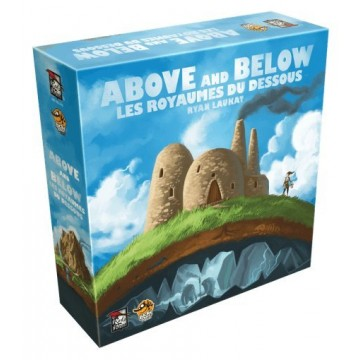 ABOVE AND BELOW - Les...