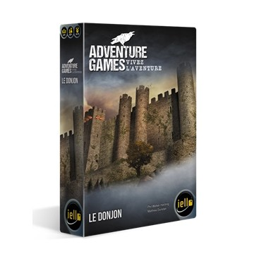 Adventure Games : Le Donjon